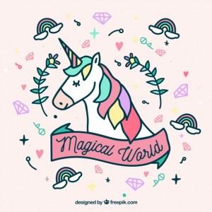 cara-unicornio-elementos-tiernos-dibujado-mano_23-2147665525