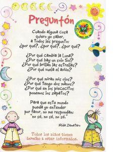 Poesías para niños cortas cristianas