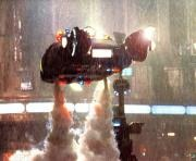Blade Runner - car lift-off