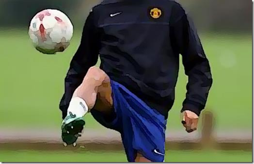 """Playing """"keepy-up"""""""