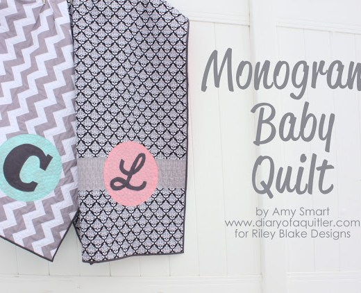 Monogram-Baby-Quilts