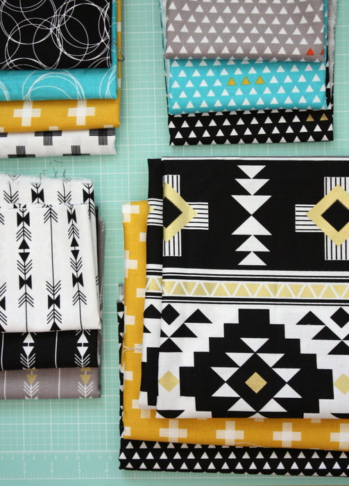 Four Corners Fabric