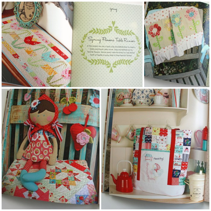 Lovely Little Patchwork book