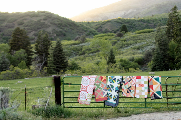 Amy Smart Pre-cut Quilt Patterns Craftsy Class
