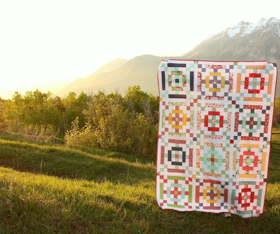 Scrap Quilt  by Amy Smart