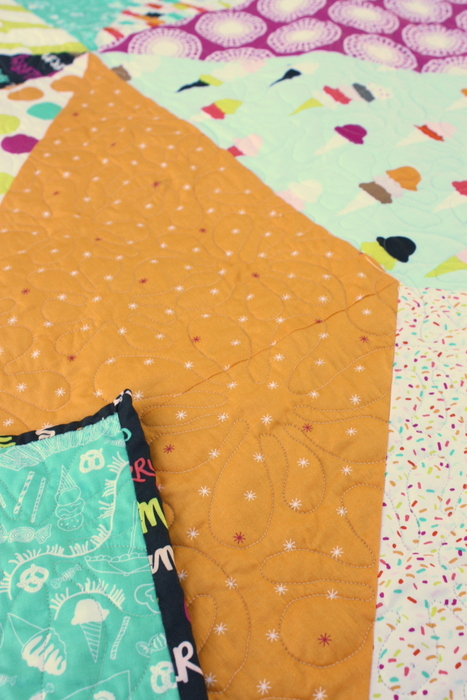 Splash Quilting Boardwalk star