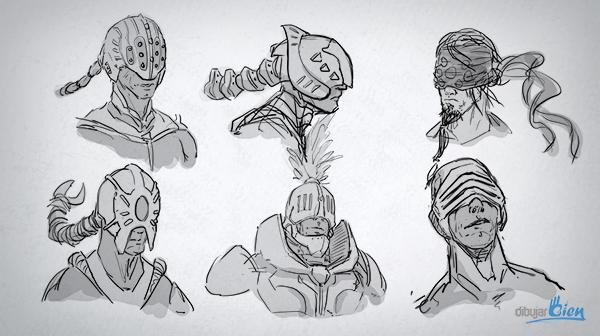 Cómo dibujar bien: Los secretos de la creación de bocetos – Dibujar Bien.com