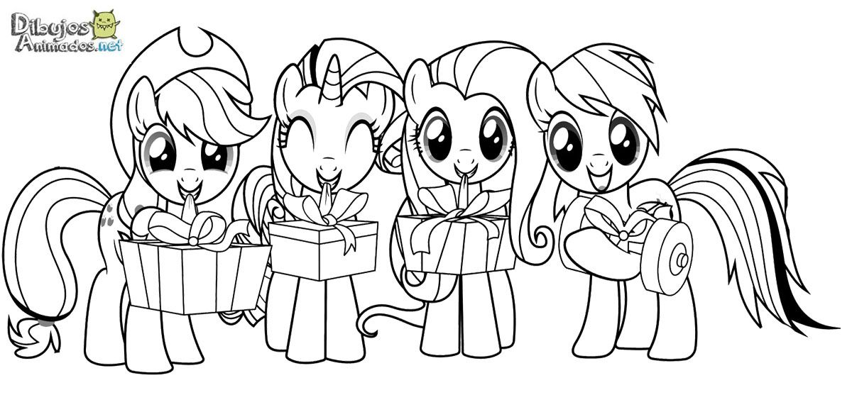 My Little Pony Coloring Pages Pinkie - Eskayalitim