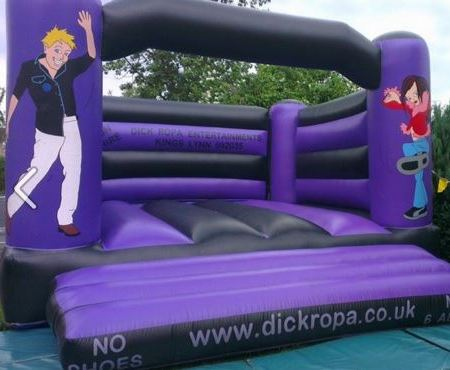 16ft x 18ft Adult Bouncy Castle
