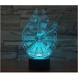 Small Crop Of Star Wars Lamp
