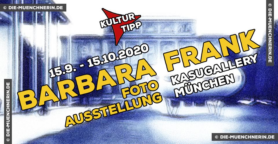 Barbara Frabk Foto Ausstellung KASUgallery