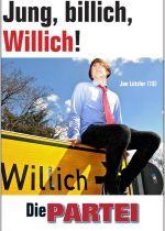 Jung, billich, Willich!
