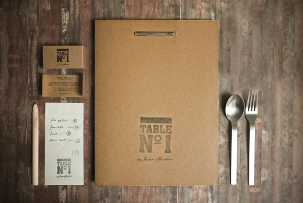 40 restaurant menus designs for your inspiration Diego Coquillat