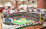 Chicago Cubs Field Cake