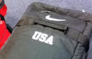USA Olympic Bag