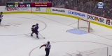 Erik Johnson Saves Goal