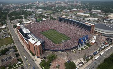 Michigan stadium real madrid manchester united