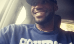 LeBron James cowboys
