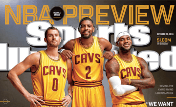 SI Cavs cover