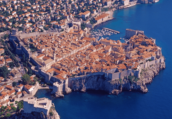 The Fall Tv Series Wallpaper About Dubrovnik