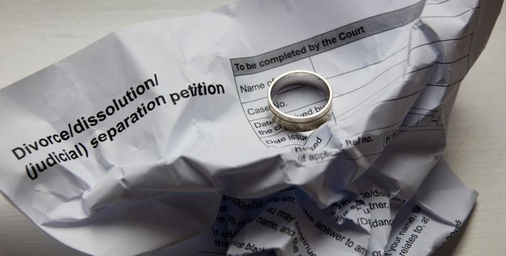 How to Fill In A Divorce Petition In The UK - Diem Legal Process