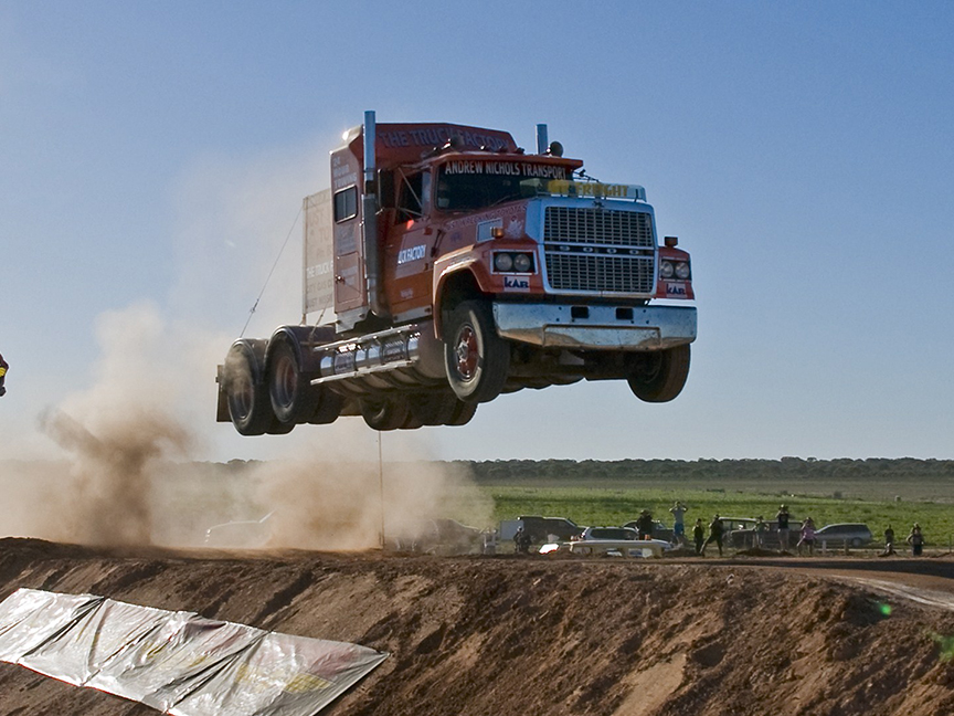 Drift Car Wallpaper Mobile Crazy Crazy Crazy Are The People Who Jump Semi Trucks