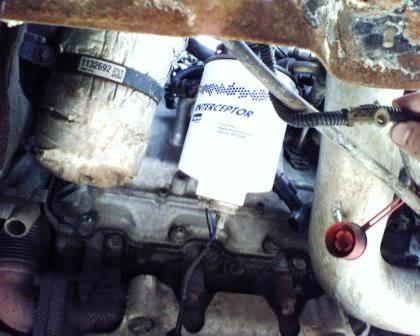 Duramax Fuel Filter Replacement - Diesel Bombers
