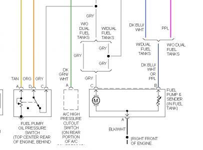 Chevy Diesel Wiring Diagram Wiring Diagram