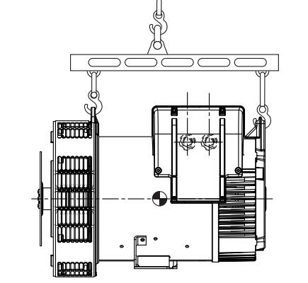 Wiring Diagram Generator Leroy Somer Electric Generator Diagram