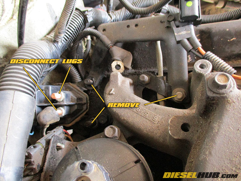 65L GM Diesel Oil Pressure Sensor/Switch Replacement Guide