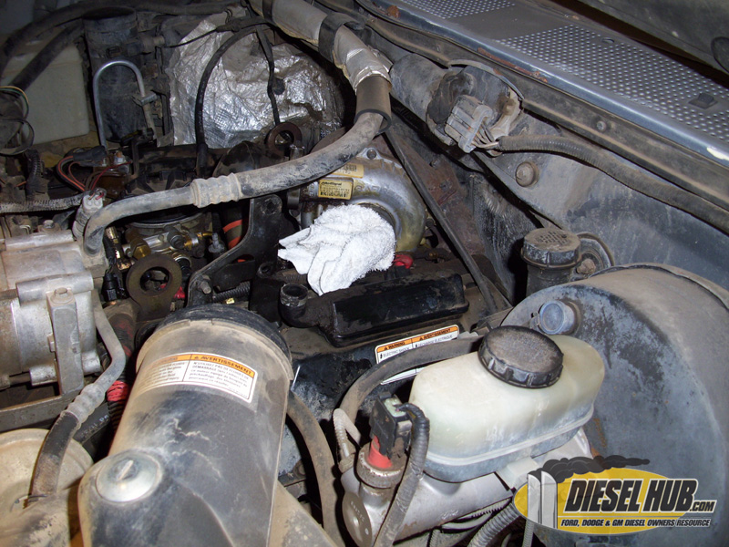 73L Power Stroke Glow Plug Replacement Guide