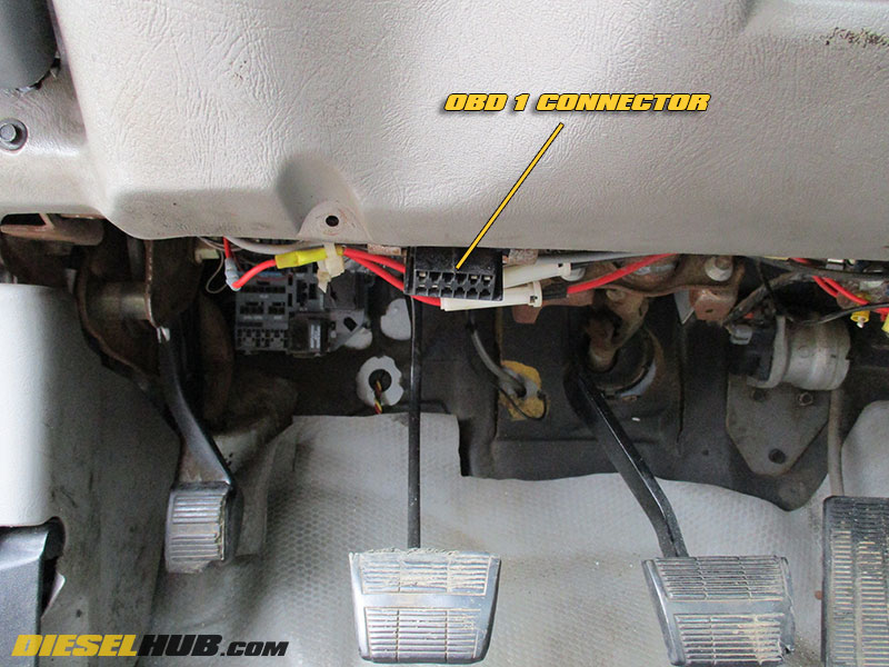 65L GM Diesel DTC List  Code Reading Procedures