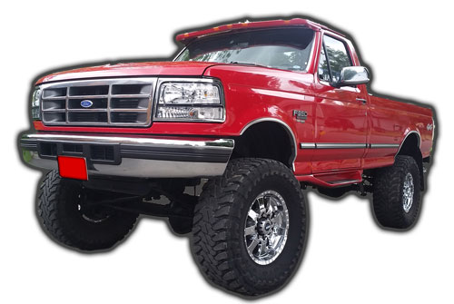73L PowerStroke 1994-97 Ford Diesel Performance Parts and