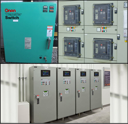 What is the Difference Between an Automatic Transfer Switch (ATS
