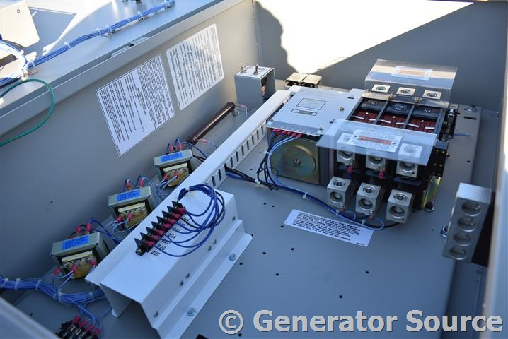 Generac 200 Amp 480 V - Automatic Transfer Switch for Sale - Unit-71083