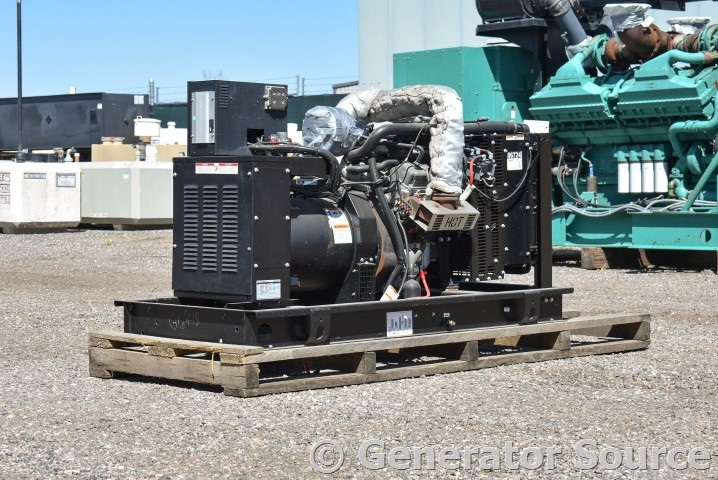 45 kW Generac Natural Gas 6G724 AB - Used Generator for Sale - Unit