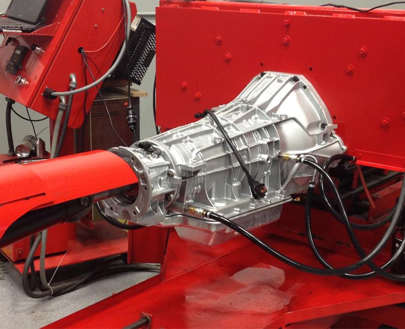 Legendary E4OD Heavy Duty Diesel Transmission