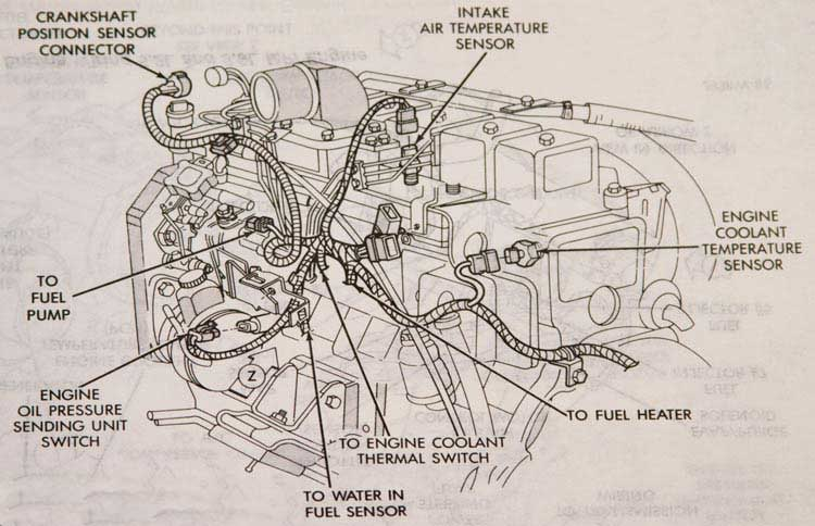 Maxxforce Engine Diagram Fuel Pump Online Wiring Diagram