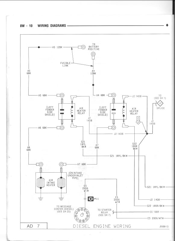 Dodge D350 Headlight Switch Wiring Diagram Wiring Schematic Diagram