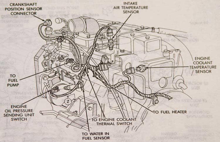 Wiring Diagram? - Dodge Diesel - Diesel Truck Resource Forums
