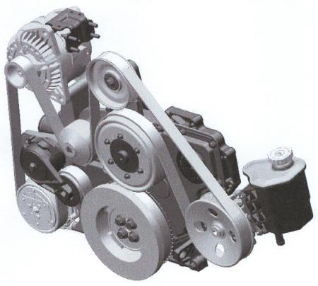 Changing Serpentine Belt??? - Dodge Diesel - Diesel Truck Resource