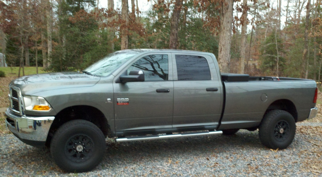 Want to see lifted 4th gen 2500 - Dodge Diesel - Diesel Truck