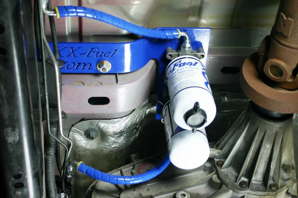 2 micron fuel filter kit - Dodge Diesel - Diesel Truck Resource Forums