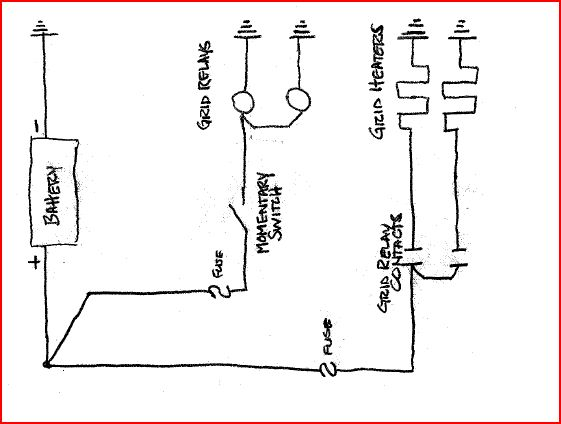 Starter Wiring Chevy Wiring Schematic Diagram