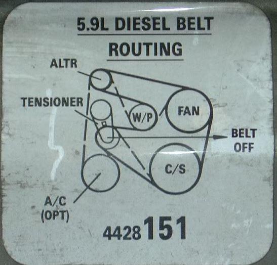 ac compressor bypass - Dodge Diesel - Diesel Truck Resource Forums