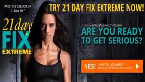 21 Day Fix Extreme New Workout Plan and Nutrition Program