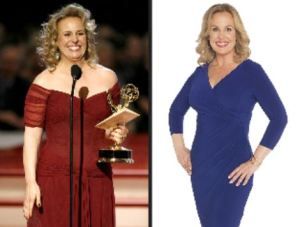 Genie Francis 30 Pound Weight Loss on Nutrisystem