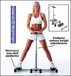 Leg Machine