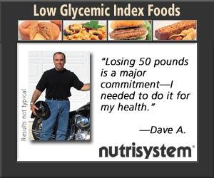 Nutrisystem - Dave