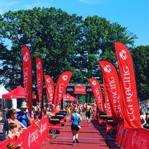 NJ State Olympic Triathlon Race Recap